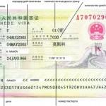 Мультивиза в Китай за 7 дней